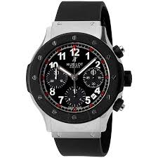 men s watches luxury fashion casual dress and sport watches hublot super b black magic chronograph automatic men s watch
