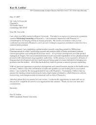 Cover Letter Boston University Summer Intern Cover Letter Elegant Mba Application Cover Letter