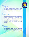 meaning of vision and mission statement