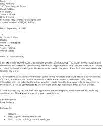 Radiologic Technologist Resume Noxdefense Com