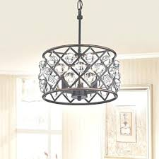oil rubbed bronze crystal chandelier small 3 light crystal drum pendant chandelier oil rubbed bronze within oil rubbed bronze crystal chandelier