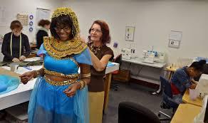 Big breaks: Marilyn Johnson, owner of The Marilyn Johnson Sewing Design  Studio - Baltimore Sun