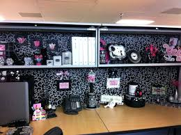 fantastic cool cubicle ideas. Fantastic Office Decor Ideas Homey Idea Cute Imposing Decoration Best About . Cool Cubicle