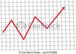 Stock Chart Art Stock Chart