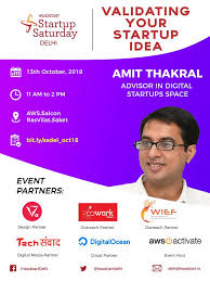Headstart Delhi - Here comes our #second speaker, Mr. Amit ...
