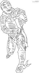 Small Picture Classic Monster Movie Mummy Coloring Page