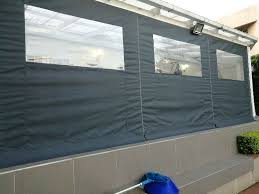 pro patio blinds and tarpaulins pro s in outdoor blinds