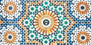 Moroccan Tile Pattern Stunning Moroccan Tile Pattern Tile A Great Example Of Pattern And Color