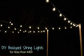 diy garden string lights. diy string lights diy garden o