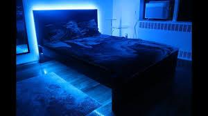 Image Remote Control Tribal Trends How To Install Led Strip Lights Under Bed Frame bedroom Rgb Lighting Diy