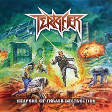 College Radio Charts 2017 Terrifier Weapons Of Thrash Destruction 2017 Test Your