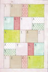 Best 25+ Baby quilt patterns ideas on Pinterest | Quilt patterns ... & Easy quilt pattern (Idea for baby blankets? Adamdwight.com