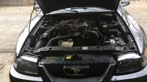 2003 Ford Mustang 6 Cylinder Loud Screeching Noise! please read ...