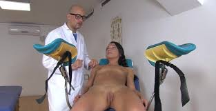 Big Cock Doctor Ass Fucks A Skinny Teen Patient NineTeenTube