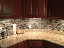 image of modern home depot kitchen backsplash