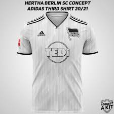 The following 6 files are in this category, out of 6 total. Request A Kit Pa Twitter Hertha Berlin Sc Concept Adidas Home Away And Third Shirts 20 21 Requested By Claytsfm Hertha Herthabsc Herthauk Hahohe Herthainternational Landerspiele Fm20 Wearethecommunity Download For Your Football Manager