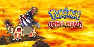Pokémon Omega Rubin | Nintendo 3DS | Spiele