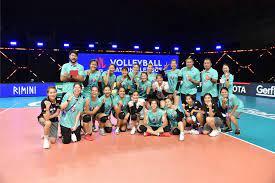 ไทย พบ เยอรมัน โปแลนด์ บราซิล วอลเลย์บอลหญิง VNL 2021 สัปดาห์ที่ 4    Thaiger ข่าวไทย