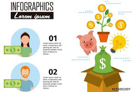 Finance Infographic Layout Buy This Stock Template And