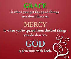 Your Mercy And Grace Quotes. QuotesGram