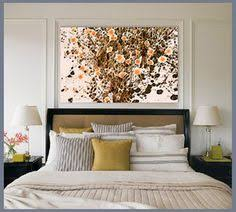 ... Flower Floral Canvas Wall Art For Bedrooms Interiors Living  Contemporary Style Decorated Modern Framed Wrapped ...