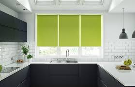 roman blinds kitchen.  Roman Although RomanFabric Style Blinds Can Look Great Although The Soft Fabric  Is Not Ideal To Resist Kitchen Smells So Roller Are Far More Practical  In Roman Blinds Kitchen L