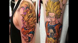 Goku Tattoos
