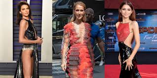 The most daring 'naked' dresses celebrities have worn - <b>Insider</b>
