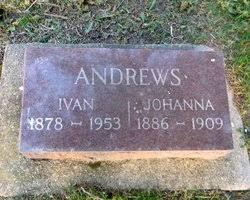 Ivan Joseph Andrews (1878-1953) - Find A Grave Memorial