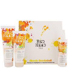 tigi bed head blonde s gift set 3 s