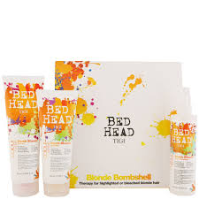 tigi bed head blonde s gift set 3 s