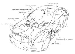 infiniti g coupe electrical wiring diagram and power 2007 infiniti g37 coupe electrical wiring diagram and power control system