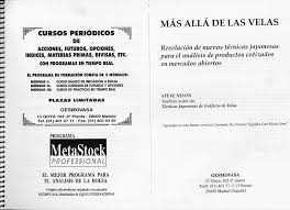 Steve Nison Mas Alla De Las Velas Pdf