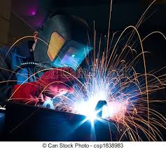 cool welding wallpaper. welder with sparks - creating when welding. cool welding wallpaper