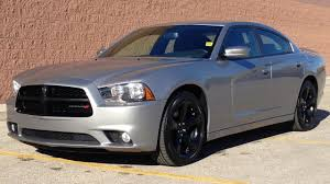2014 Dodge Charger SXT BLACKTOP - Leather Sport Seats, 8.4in ...