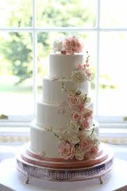 Floral Wedding Cake Decorations The Fairytale Pretty Picturethe