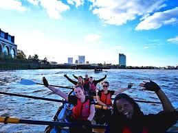 Celebrating charity cake sales, an 8.5 mile row on the Thames and half  marathons   Articles   University of Greenwich