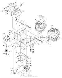 Bobcat engine diagram