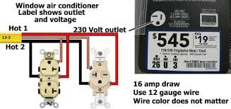 window air conditioner outlet electric pinterest window air 4 wire 220 volt wiring diagram at How To Wire 220 Volt Outlet Diagram