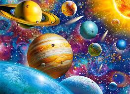 <b>CastorLand Пазл</b> Солнечная система, 100 деталей Premium ...