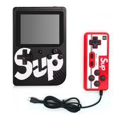 "<b>Игровая приставка Palmexx Sup</b> Game Box 400 in 1 ""Черный ..."