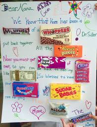 Get Well Soon Poster Get Well Soon Candy Card Get Well Baskets Get Well Gifts