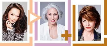 účesy Pro Starší ženy Nebo Módní Revoluce Začíná Age Of Beauty