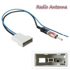 online get cheap car stereo wire aliexpress com alibaba group the best quality car stereo cd player wiring radio antenna adapter audio cable female for nissan