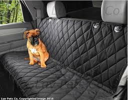 luv pets x large back seat dog cover