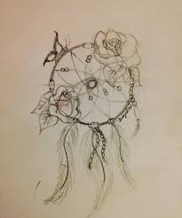 Dream Catchers Sketches Dreamcatcher Sketch by okiegurl100 on DeviantArt 20