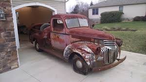1941 CHEVROLET PICKUP BARN FIND | The H.A.M.B.