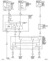 dodge ram wiring diagram image wiring dodge ram 1994 2001 2nd generation turn signal hazard and brake on 2001 dodge ram wiring