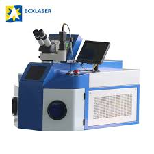 200w ccd design gold and silver jewelry laser welding machine small hand held jewelry necklace