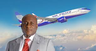Image result for peace air chairman